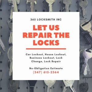 lock repair NYC